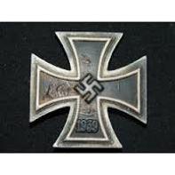 Het IJzeren Kruis van het Derde Rijk - Duitse Orde Kruis