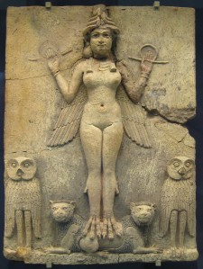 De Babylonische Ishtar