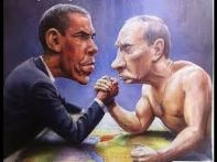 Putin arm(s) wrestling with the NWO